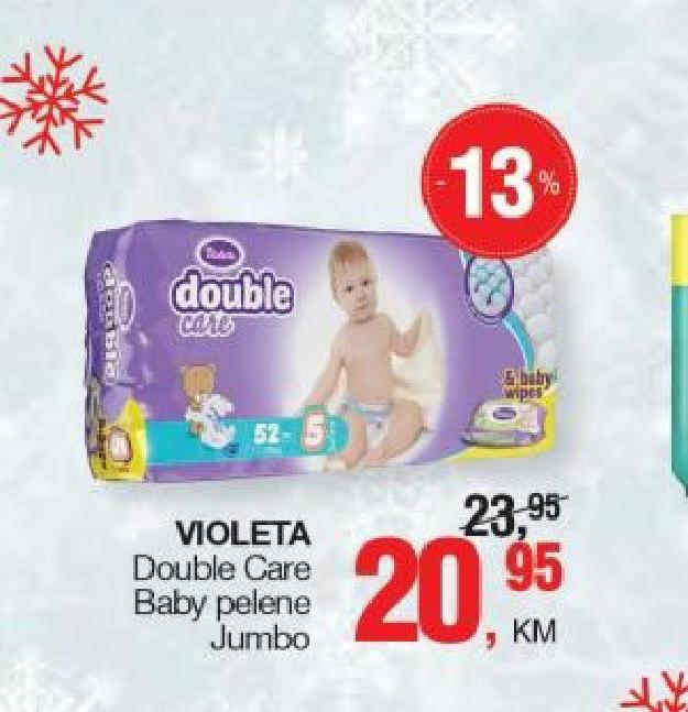 Pelene Double care Jumbo