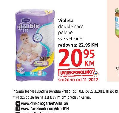 Pelene Double care