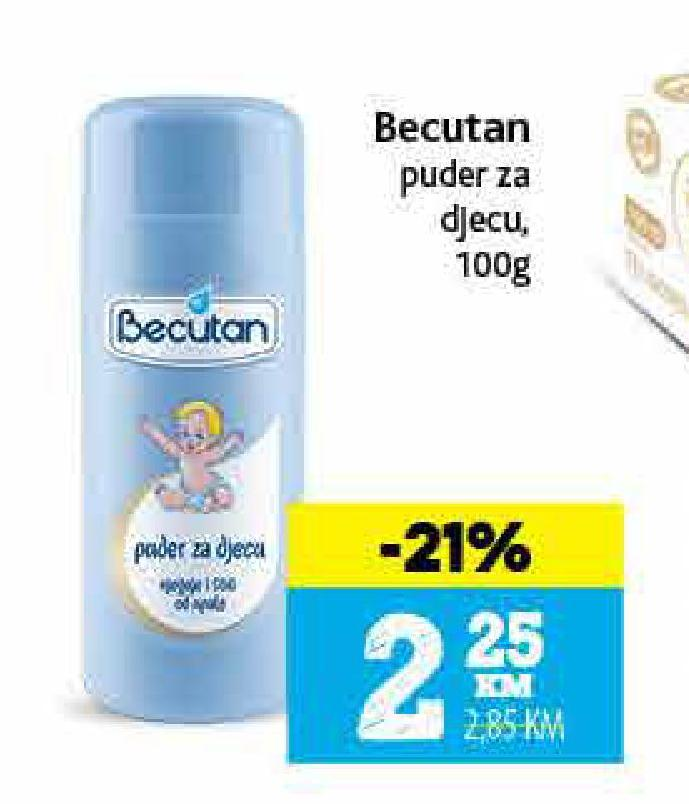 Baby puder
